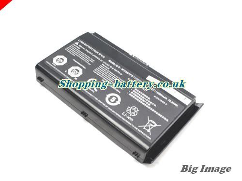 image 4 for W370BAT-8 Battery, UK rechargeable 5200mAh, 76.96Wh  W370BAT-8 Batteries