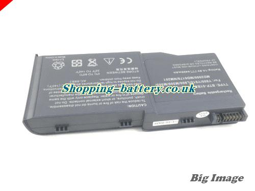 image 4 for 1529249 Battery, UK Rechargeable 4400mAh Acer 1529249 Batteries