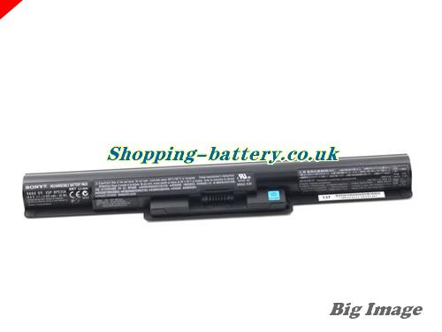 image 5 for VGP-BPS35A Battery, UK rechargeable 2670mAh, 40Wh  VGP-BPS35A Batteries