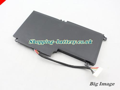 image 5 for Genuine Li-ion Black TOSHIBA PSKLNA-01Q00J PSKLAA-002001 Battery 2838mAh, 43Wh