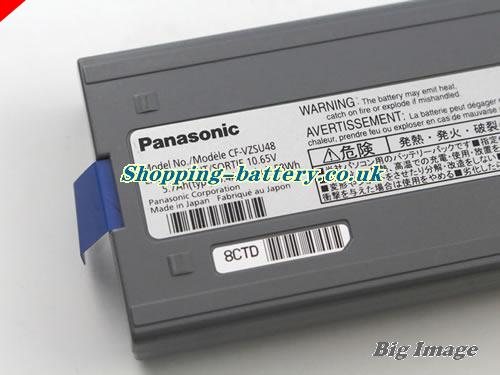 image 5 for TOUGHBOOK CF-VZSU48U Battery, UK New Batteries For PANASONIC TOUGHBOOK CF-VZSU48U Laptop Computer