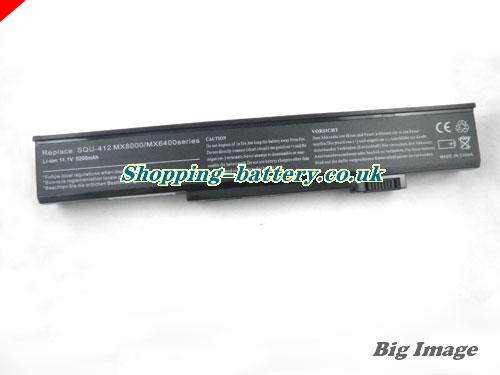 image 5 for AHA63224819 Battery, UK rechargeable 5200mAh AHA63224819 Batteries