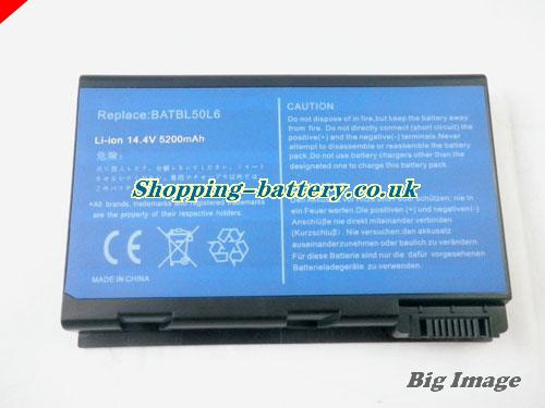 image 5 for 4UR18650F-2-CPL-25 Battery, UK rechargeable 5200mAh 4UR18650F-2-CPL-25 Batteries
