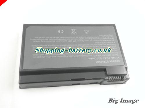 image 5 for 91.49Y28.002 Battery, UK Rechargeable 5200mAh Acer 91.49Y28.002 Batteries